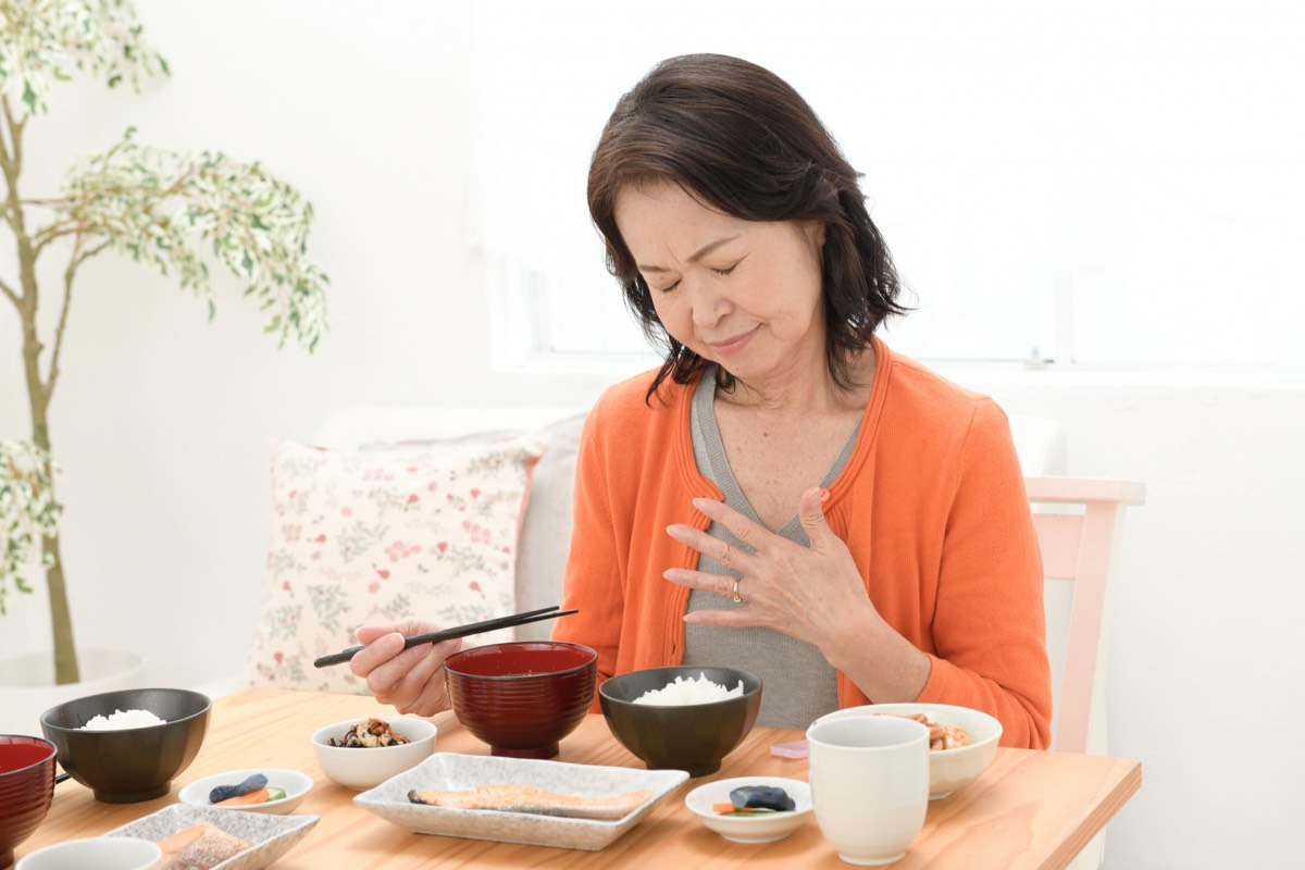 胃痛 バリウム